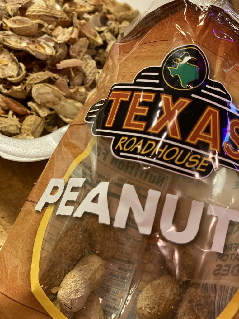 Working for peanuts?